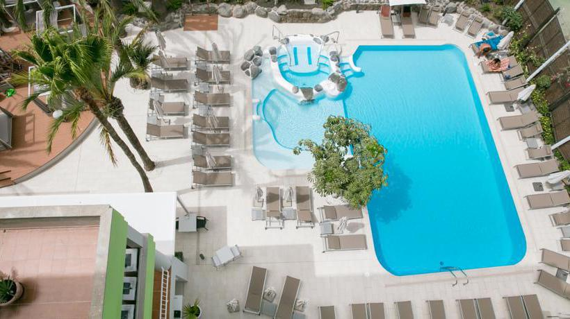 Piscina THe Anamar Suites Playa del Inglés