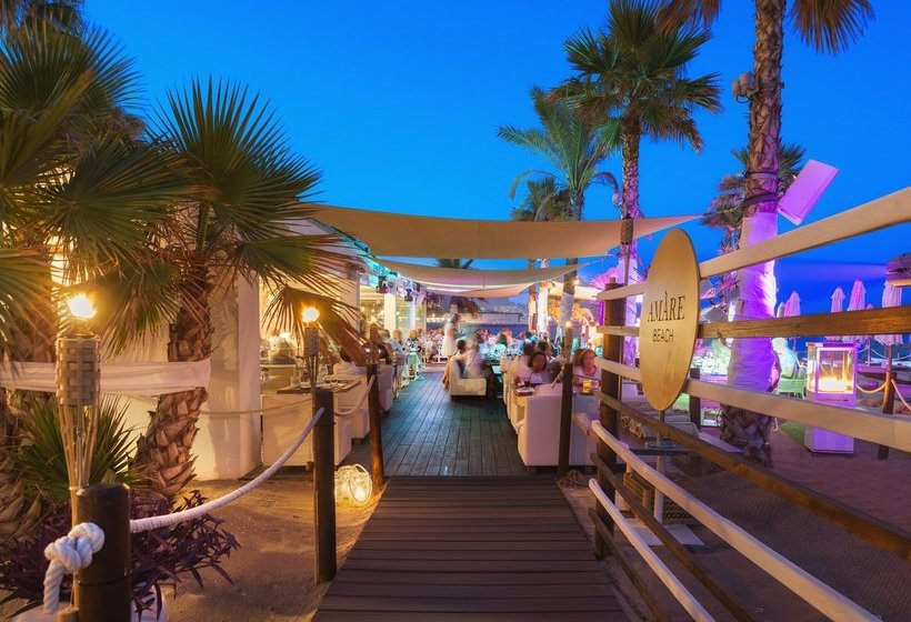 Exterior Amare Marbella Beach Hotel - Adults Only