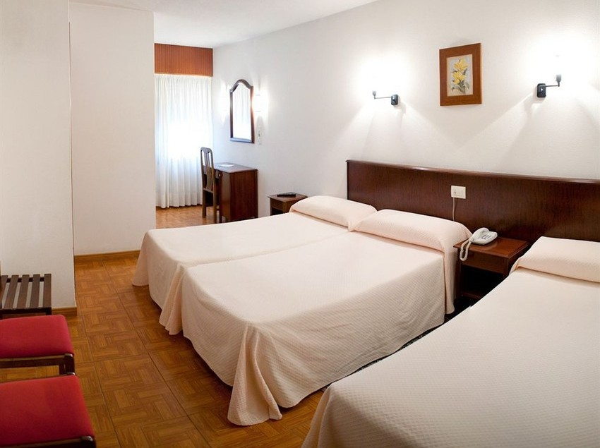 Habitación Hotel Nido A Coruña