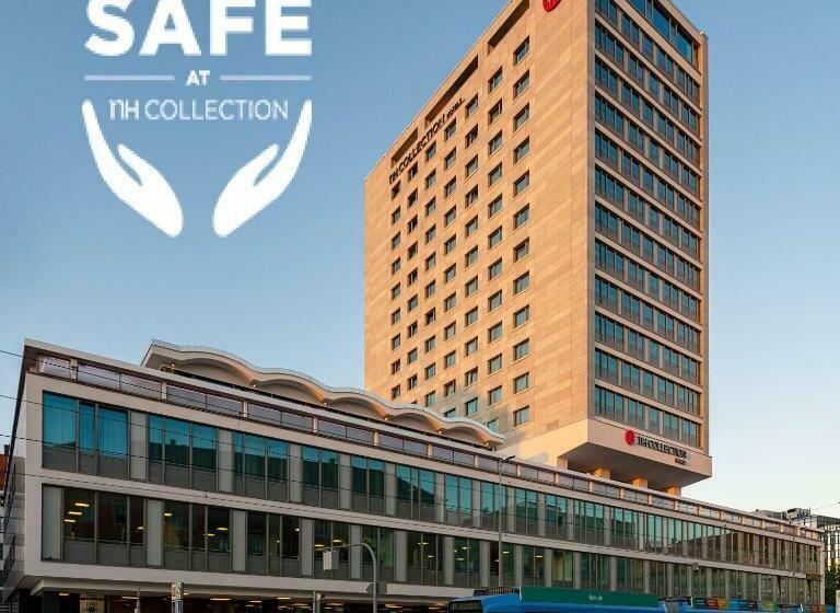 Hotel Nh Collection München Bavaria In Munich Starting At 44 Destinia