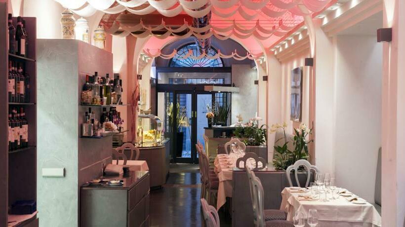 Restaurante Hotel Rivoli Florencia