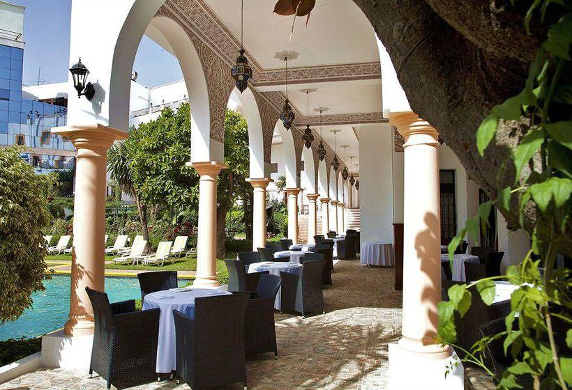 Hotel el minzah en t nger desde 65 destinia for Boutique hotel tanger
