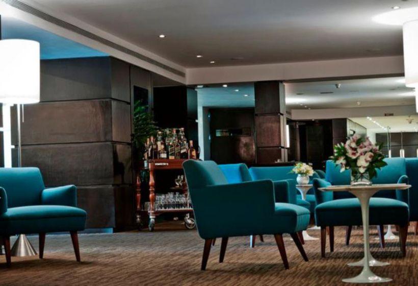 Zonas comunes Hotel InterContinental Tamanaco Caracas