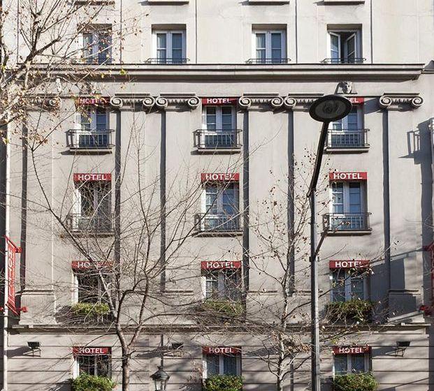 hotel libertel gare du nord suede en par s destinia. Black Bedroom Furniture Sets. Home Design Ideas