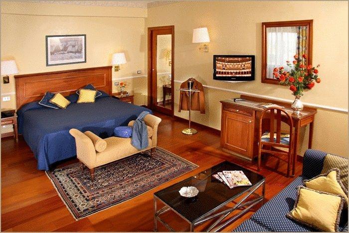 Grand hotel fleming en roma desde 23 destinia for Grand fleming hotel
