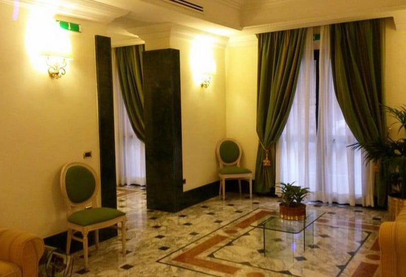 Hotel Regio Roma Via Volturno