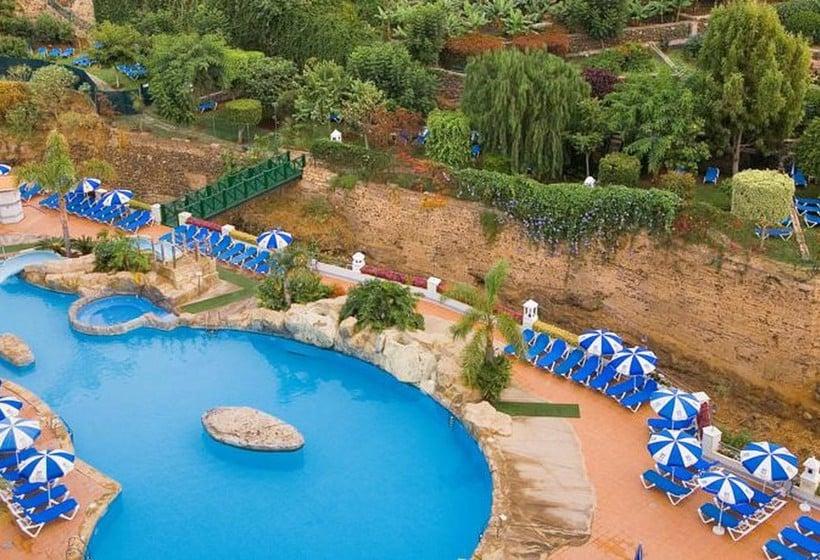 Piscina Hotel Blue Sea Costa Jardin & Spa Puerto de la Cruz