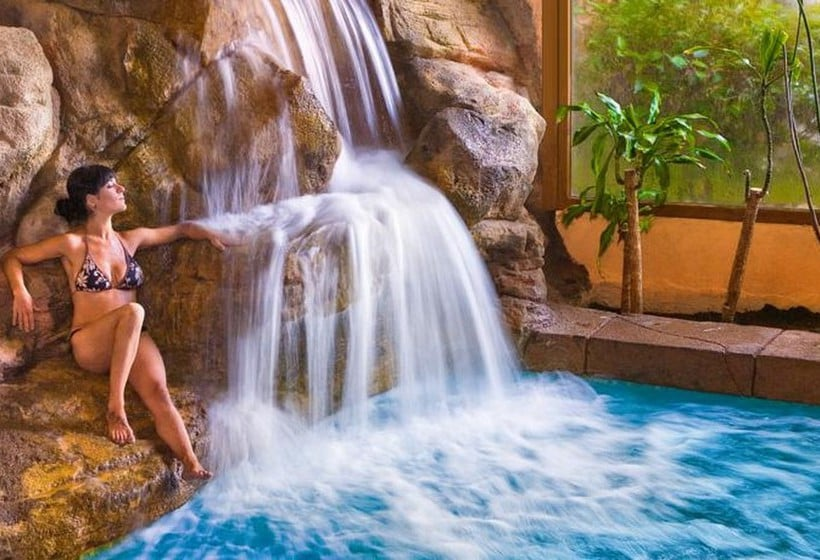 Zonas comunes Hotel Blue Sea Costa Jardin & Spa Puerto de la Cruz