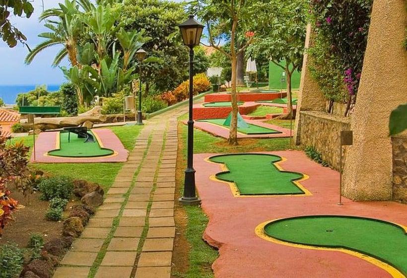 Zonas comunes Diverhotel Tenerife Spa & Garden Puerto de la Cruz