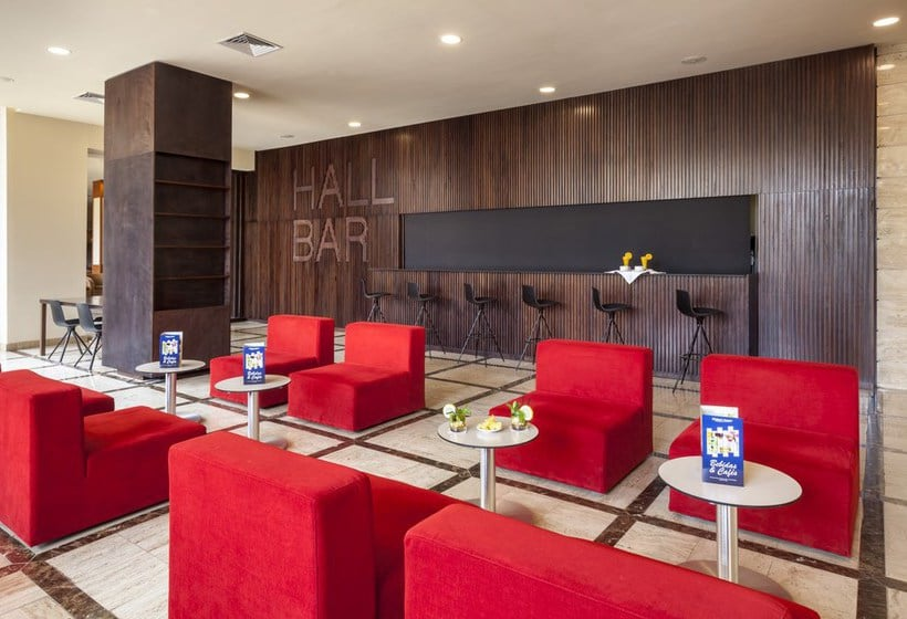 Zonas comunes Hotel Best Jacaranda Costa Adeje