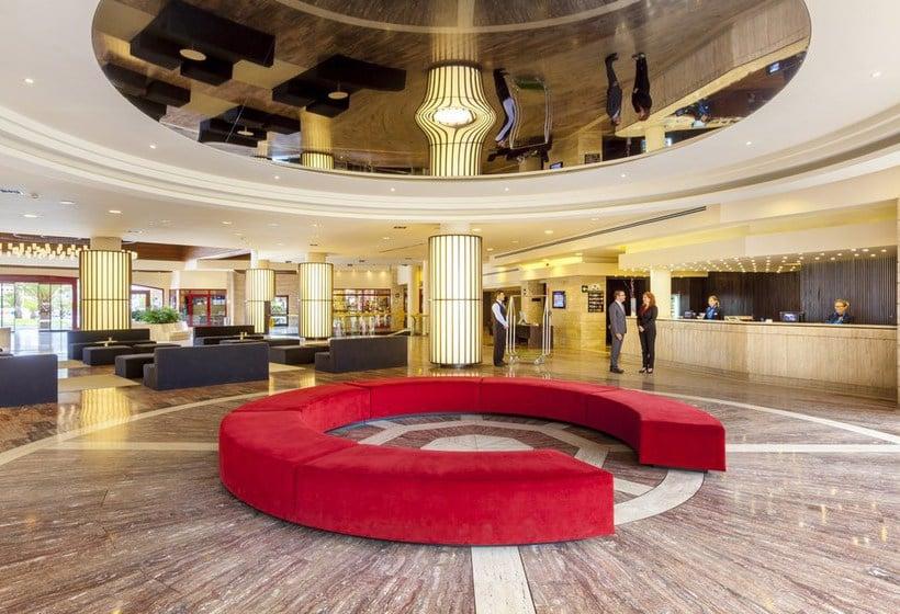 Recepción Hotel Best Jacaranda Costa Adeje