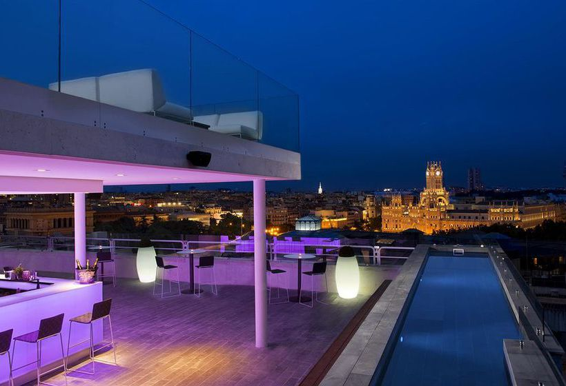 Hotel nh collection madrid suecia en madrid destinia for Hoteles nh madrid con piscina