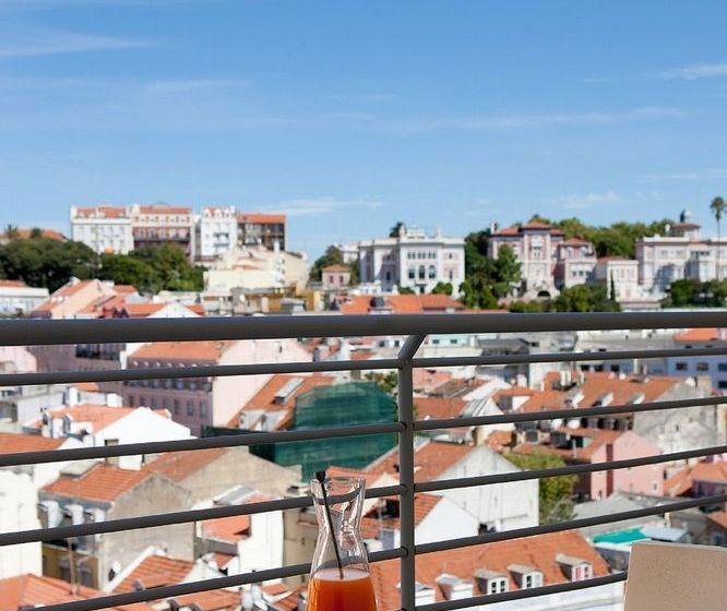 Hotel NH Liberdade Lisboa