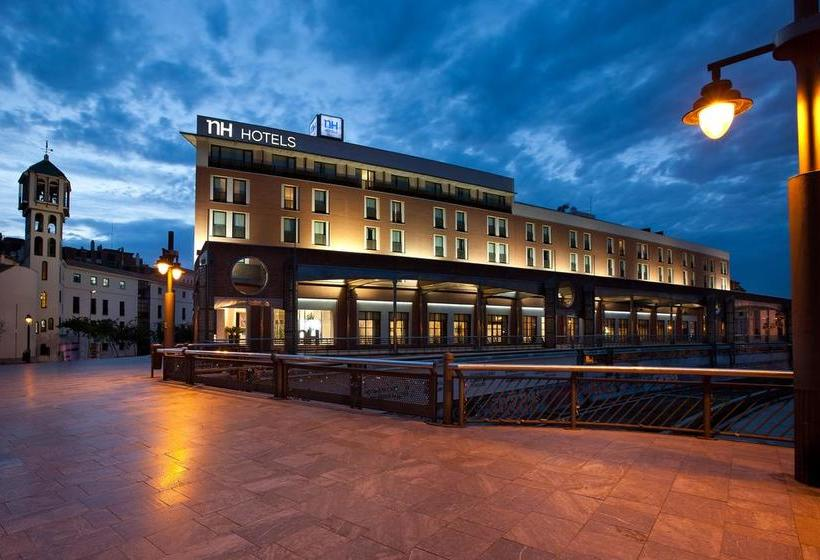 Habitación Hotel NH Málaga