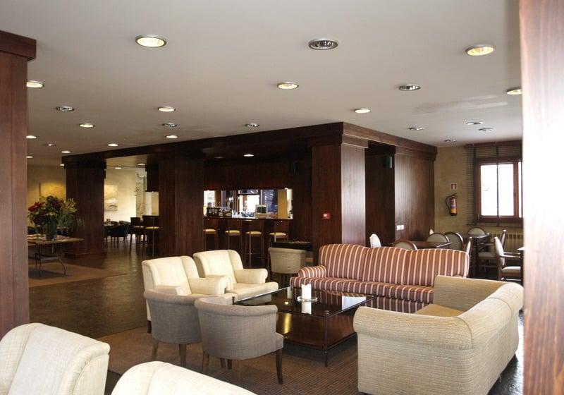 Zonas comunes Hotel Saliecho Formigal