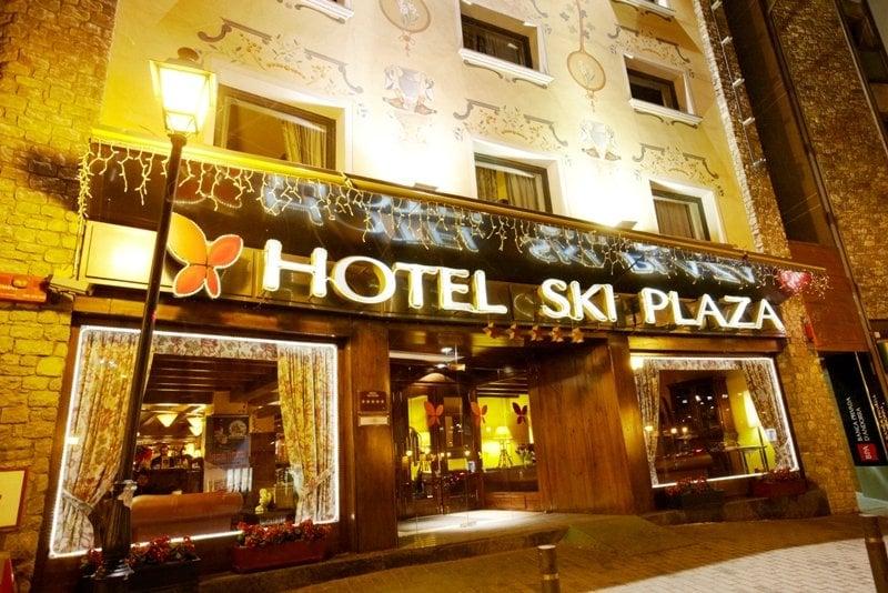 hotel ski plaza en canillo desde 40 destinia. Black Bedroom Furniture Sets. Home Design Ideas