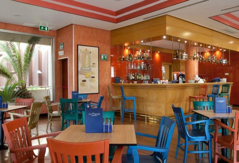 Cafetería Hotel Villamadrid Madrid