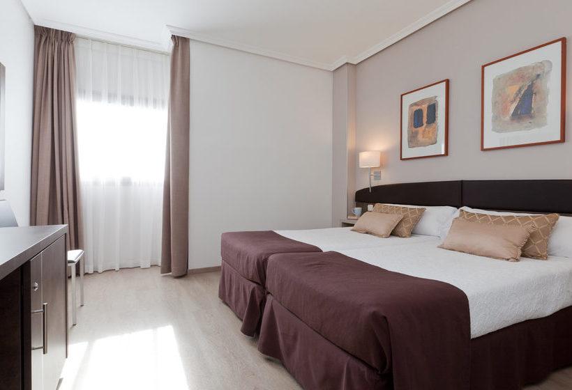 Habitación Hotel Villamadrid Madrid