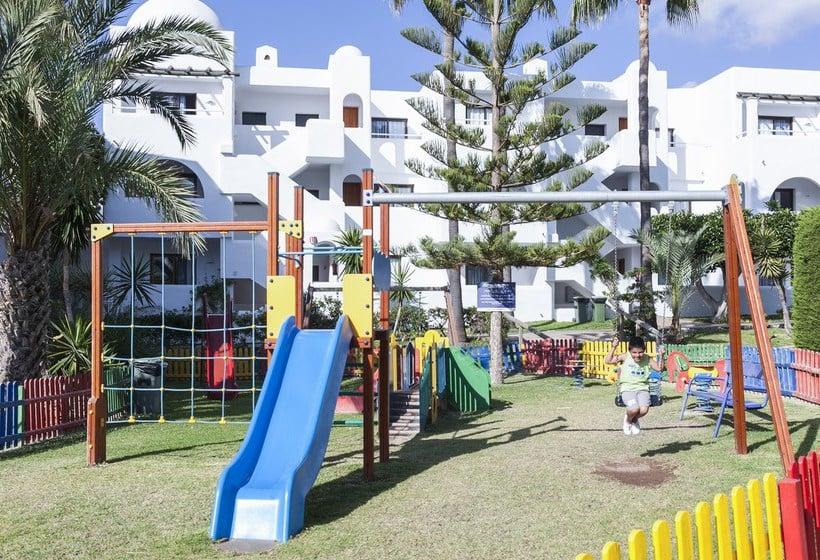 Instalaciones infantiles Apartamentos Best Pueblo Indalo Mojácar