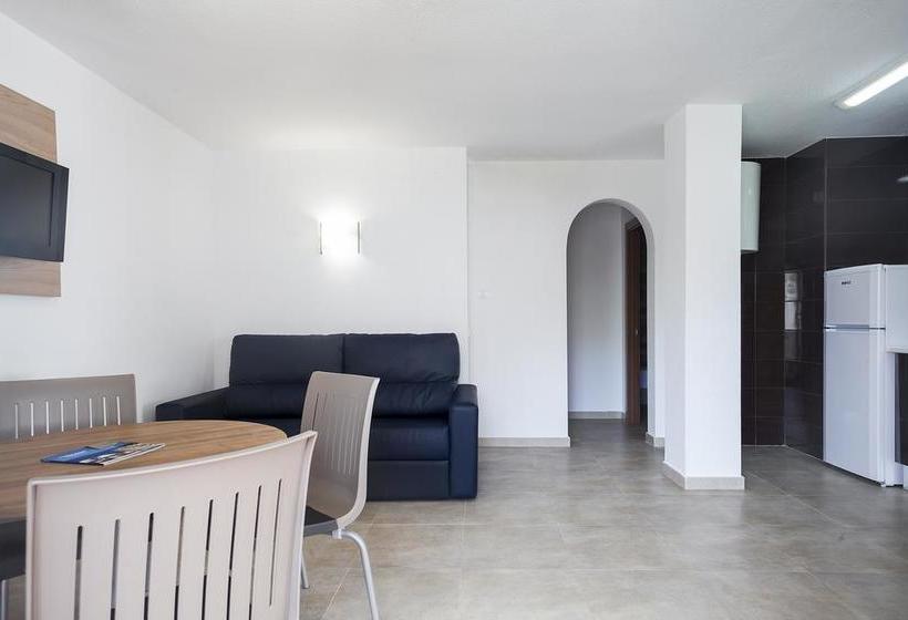 Cuarto de baño Apartamentos Best Pueblo Indalo Mojácar