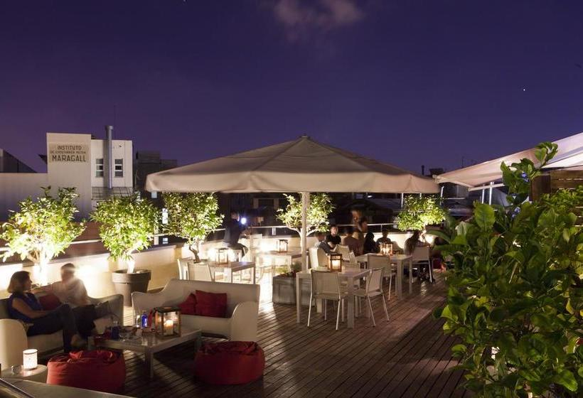 Salas de reuniones Hotel America Barcelona