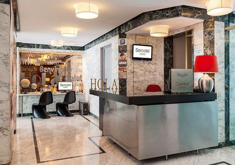 Sercotel Apartamentos Togumar Madrid