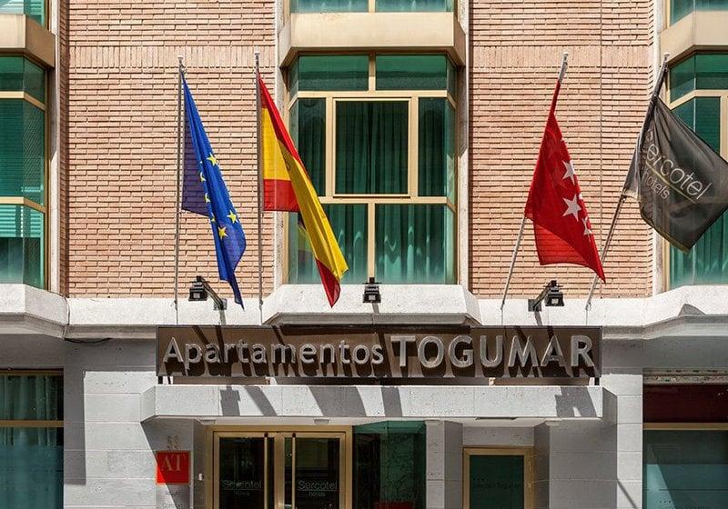 Sercotel apartamentos togumar en madrid destinia - Apartamento turistico madrid ...