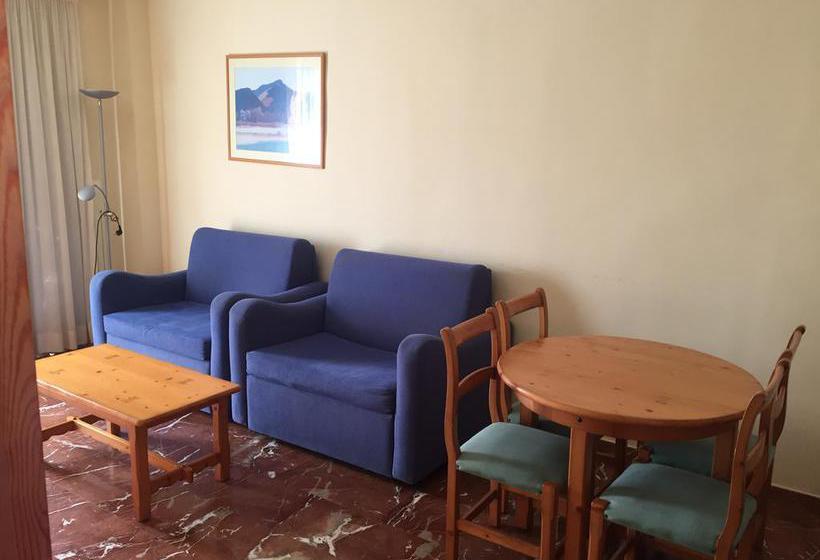 Habitación Aparthotel Residencial Vidalbir L'Alfas del Pi