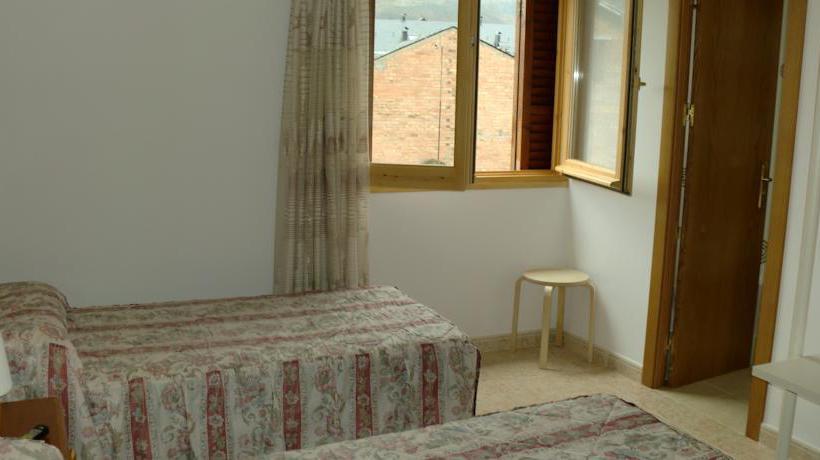 Habitación Hostal Ribera El Pont de Suert