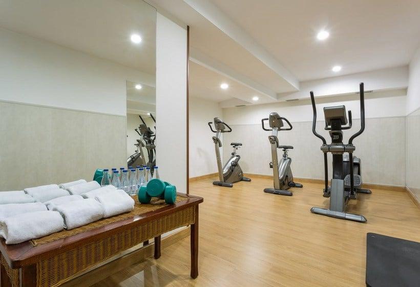 Instalaciones deportivas Hotel Ayre Alfonso II Oviedo