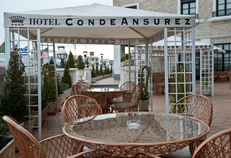Hotel Conde Ansúrez Valladolid