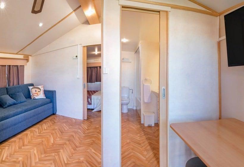 Habitación Camping Magic Robin Hood L'Alfas del Pi