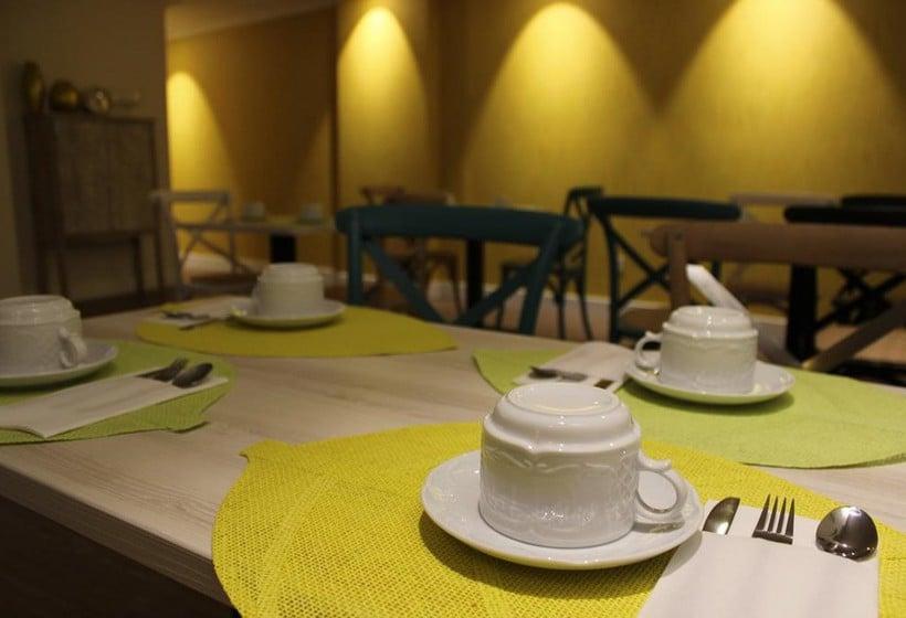 Cafetería Hotel Aquaria Caneliñas Portonovo