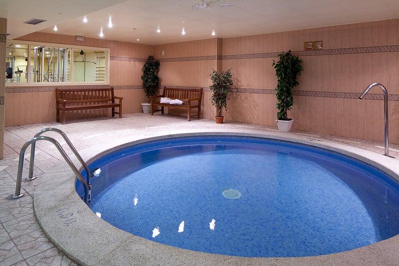 Piscina Hotel H Top Calella Palace