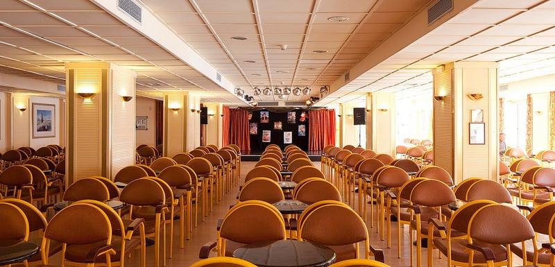 Salas de reuniones Hotel H Top Calella Palace & Spa