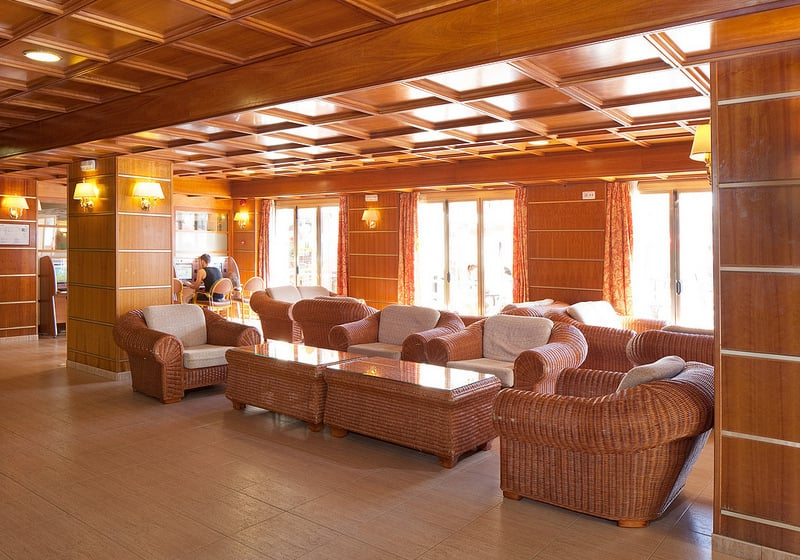 Zonas comunes Hotel H Top Calella Palace