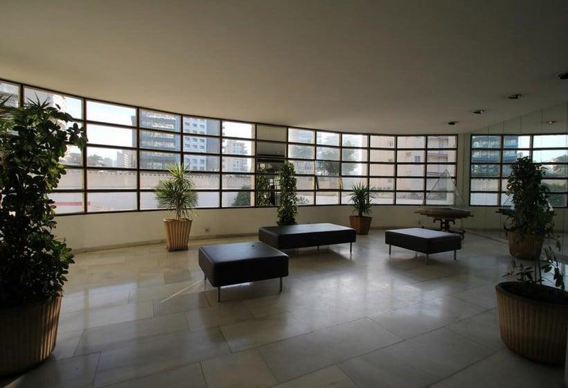 Zonas comunes Apartamentos San Jaime Benidorm