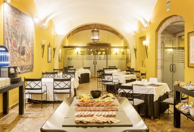 Restaurante Hotel Ilunion Mérida Palace