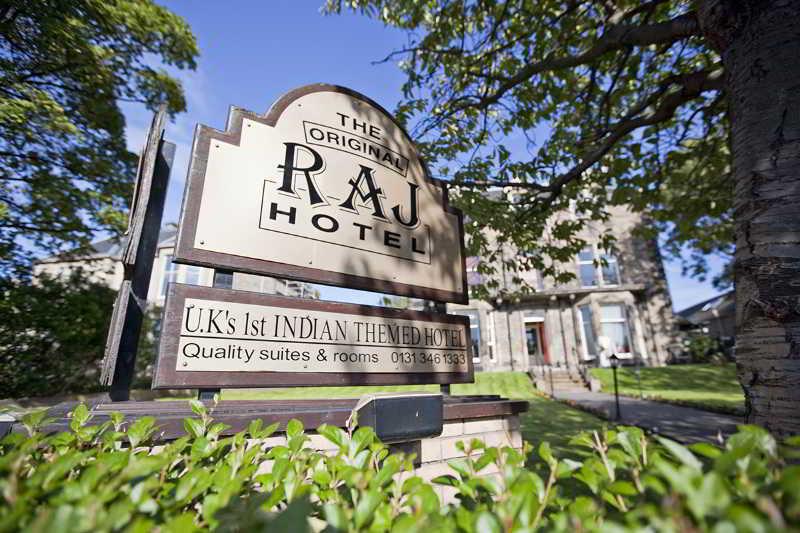 Hotel Original Raj Edimburgo