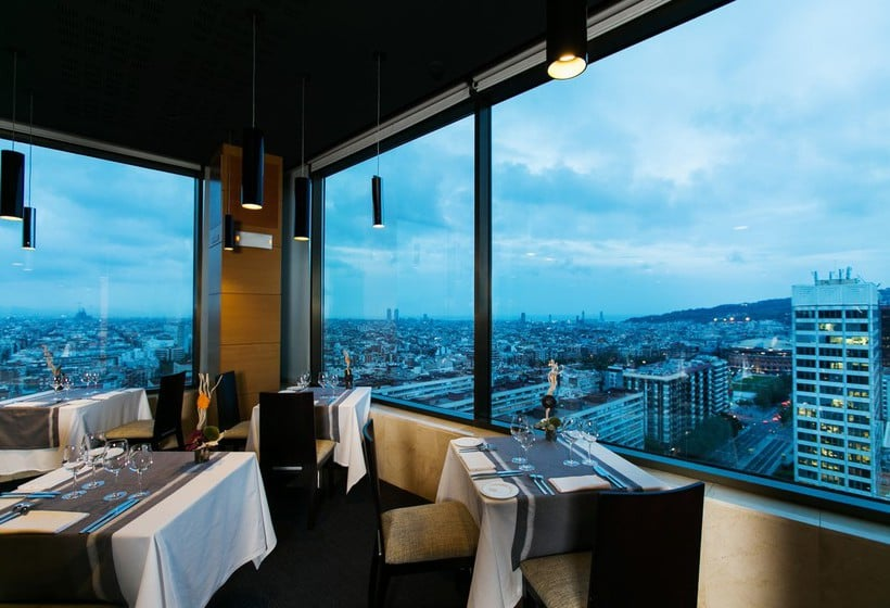 Torre Catalunya Restaurant Menu