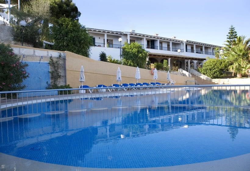 Aparthotel club santa ponsa en santa ponsa destinia for Aparthotel d or jardin de playa santa ponsa