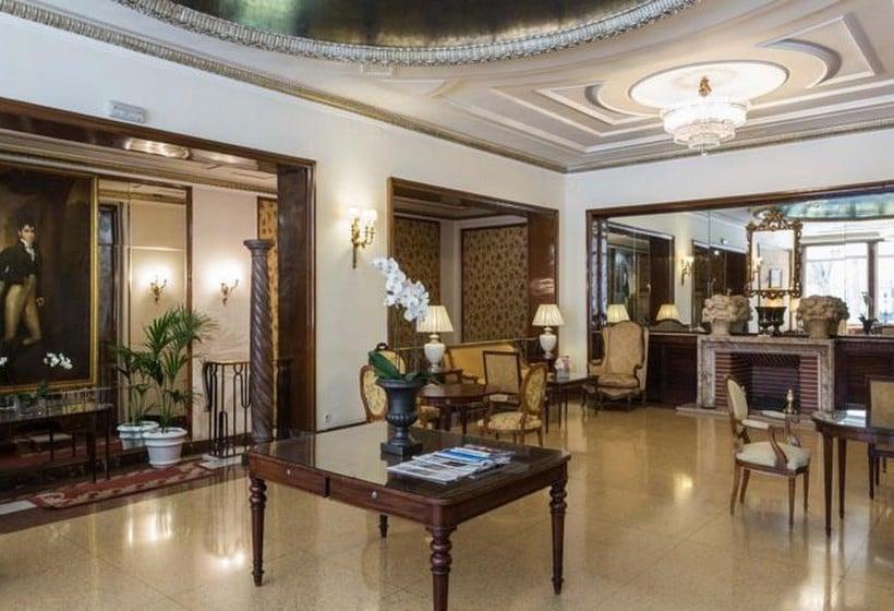 Hotel Pr U00edncipe Pio En Madrid Desde 33  U20ac