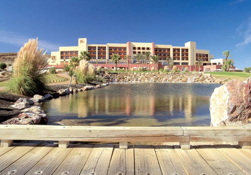 Valle del este golf resort en vera destinia for Hoteles en vera almeria