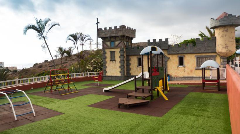 Instalaciones infantiles Apartamentos Laguna Park II Costa Adeje