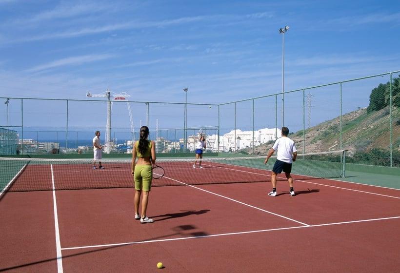 Instalaciones deportivas Apartamentos Laguna Park II Costa Adeje