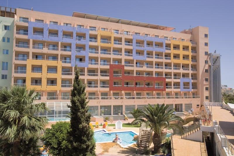 Piscina Hotel Fenix Family Roquetas de Mar