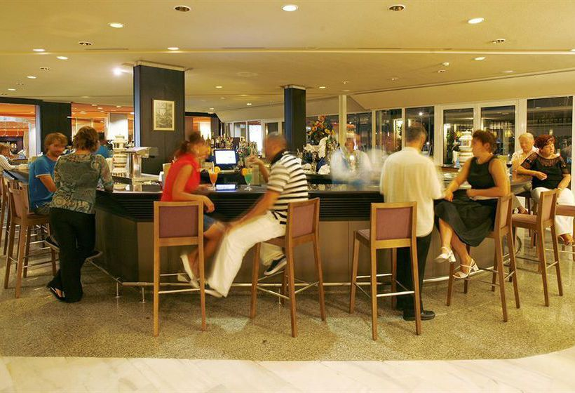 Кафе Hipotels Mediterraneo - Adults Only Sa Coma