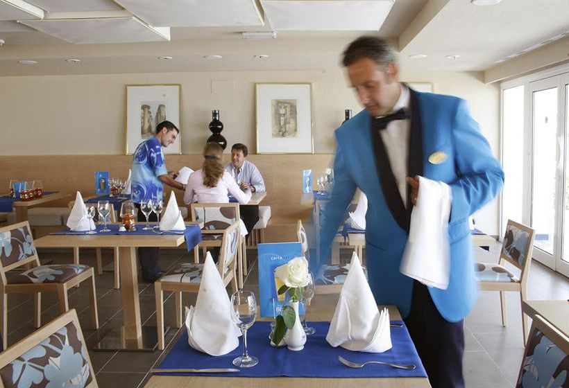 Restaurante Hipotels Mediterraneo  - Adults Only Sa Coma