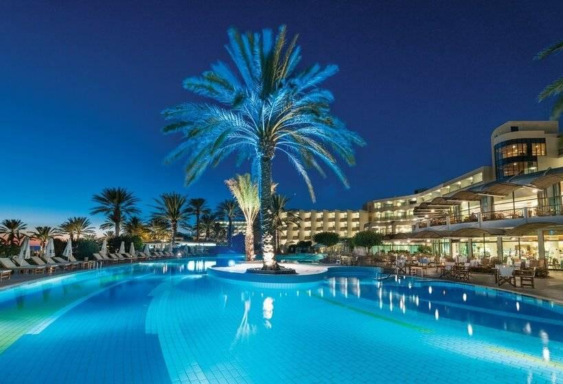 Constantinou bros athena beach hotel en pafos destinia for Piscinas athena