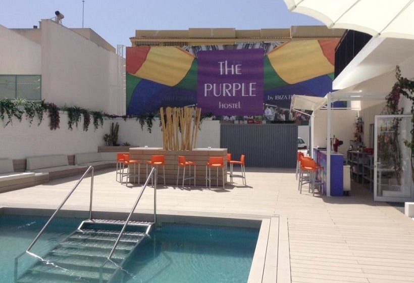 The Purple Hostel by Ibiza Feeling - Gay Only - Sant Antoni de Portmany